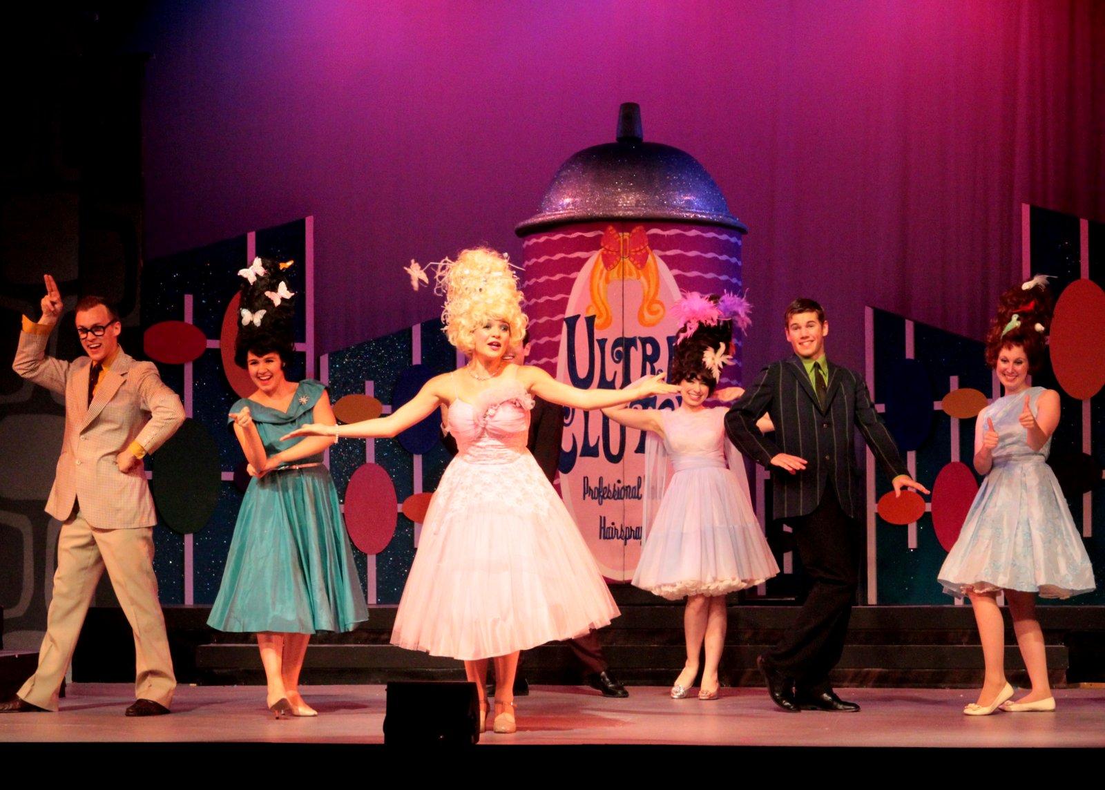Hairspray The Broadway Musical Ivoryton Playhouse