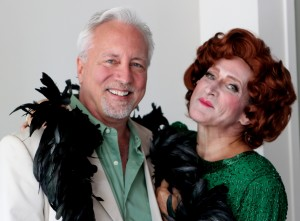 James Van Treuren* and David Edwards* star in La Cage Aux Folles