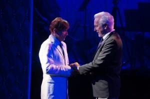 """""""La Cage Aux Folles"""" runs at the Ivoryton Playhouse until August 31st"""