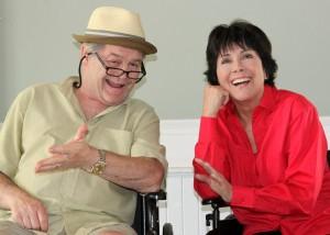 Micky and Joyce