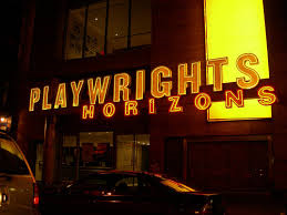 Playwrights Horizons outside