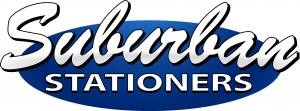 Suburban Stationers Logo Color