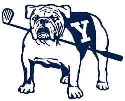 YALE Golf logo
