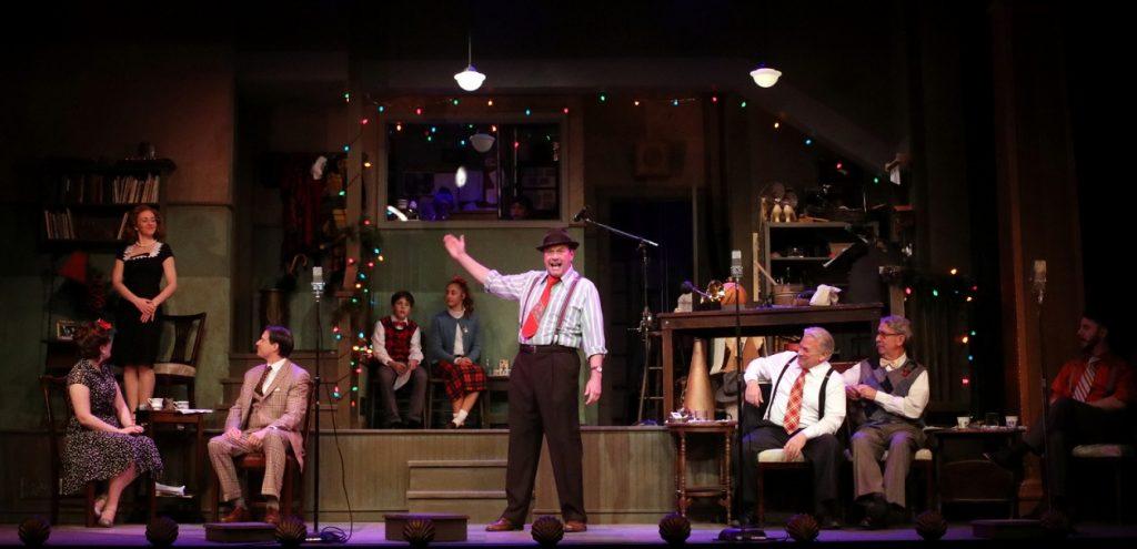 It S A Wonderful Life A Live Radio Play Ivoryton Playhouse