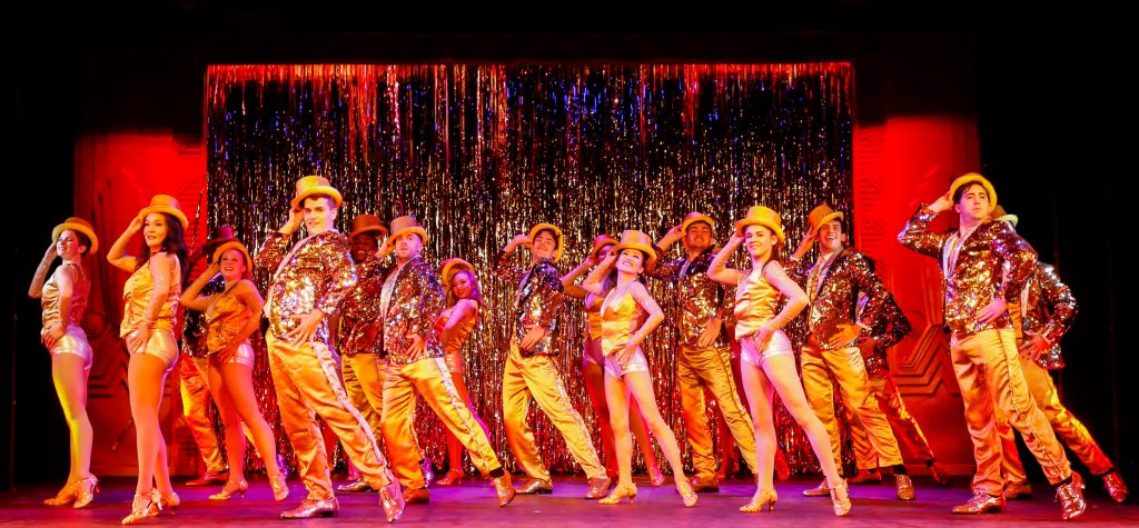 A Chorus Line Ivoryton Playhouse