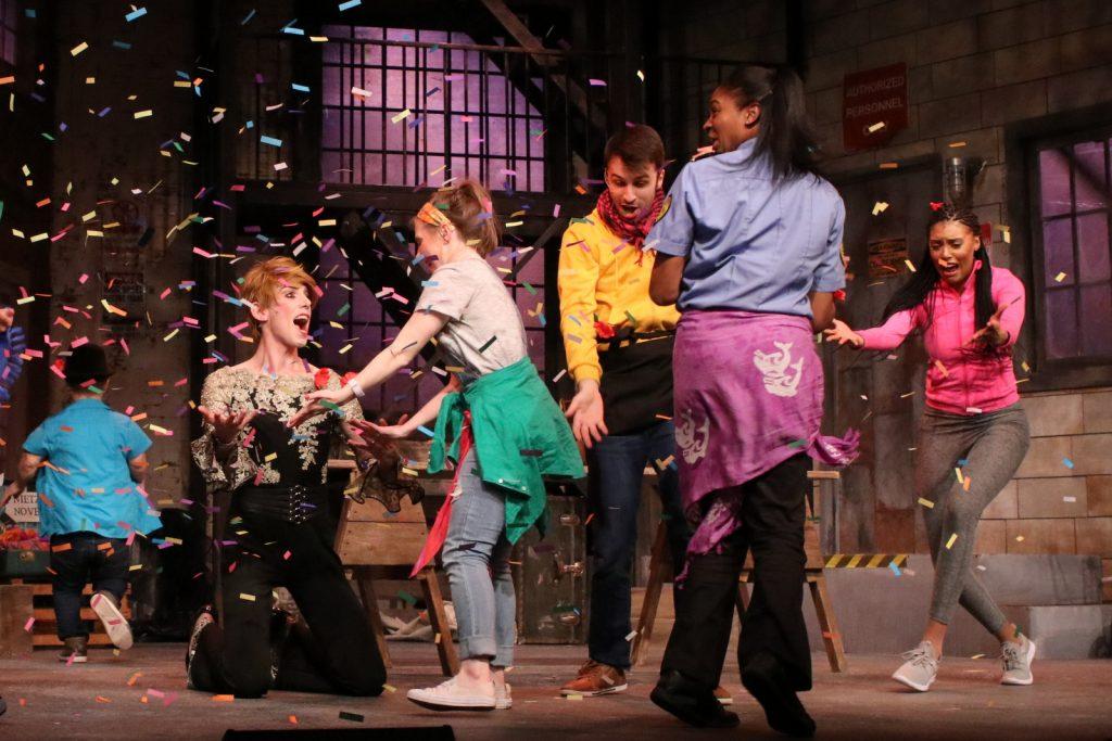 Godspell - Ivoryton Playhouse