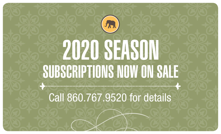2020 Season Subscriptions