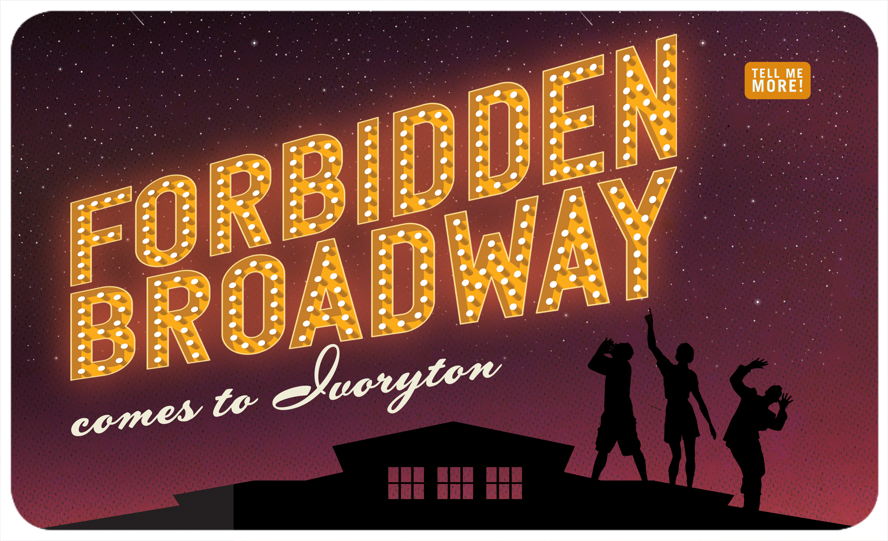 Forbidden Broadway Comes to Ivoryton